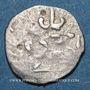 Münzen Myanmar (Birmanie). Royaume de Thaton (fin du 8e siècle à 835). 1 ratti