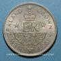 Münzen Nouvelle Zélande. Elisabeth II (1952- /). 1 couronne 1953 couronnement d'Elisabeth II