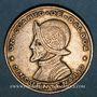 Münzen Panama. République. 1/4 balboa 1953
