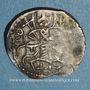 Münzen Empire de Trébizonde. Manuel III Comnène (1390-1417). Aspre