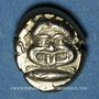 Münzen Mysie. Cyzique (500-450 av. J-C). Hecté en électrum (= 1/6 statère)
