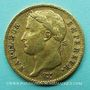 Objets volés 1er empire, 20 francs 1812A