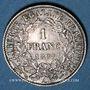 Objets volés 3e république (1870-1940), 1 franc Cérès 1887A