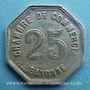 Objets volés Bayonne, 25 cent 1920