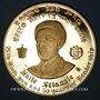 Objets volés Ethiopie. Hailé Selassié I (1930-1936, 1941-1974). 200 dollars 1966. 900 /1000. 80 g.