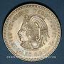 Objets volés Mexique. 2e République. 5 pesos 1947
