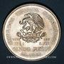 Objets volés Mexique. 2e République. 5 pesos 1951