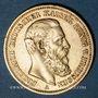 Objets volés Prusse, Frédéric III (1888), 20 mark 1888A. 900 /1000. 7,96 gr