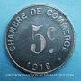 Objets volés Rouen, 5 cent 1918