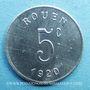 Objets volés Rouen, 5 cent 1920