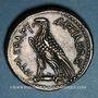 Münzen Royaume d'Egypte. Ptolémée V Epiphane (204-180 av. J-C). Tétradrachme. Alexandrie