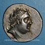 Monnaies Royaume de Bithynie. Nicomèdes IV (94-74 av. J-C). Tétradrachme, an 212