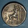 Monnaies Royaume de Macédoine. Alexandre III le Grand (336-323 av. J-C) Tétradrachme Amphipolis 315-294 av JC