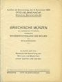 Second hand books Helbing O., Munich. Auktions Katalog du 08.11.1928
