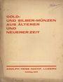 Second hand books Hess A., Lucerne, vente aux enchères n° 209, 12.04.1932