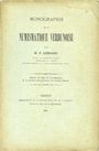 Second hand books Liénard F. - Monographie de la numismatique Verdunoise. 1889. Extrêmement rare ! ! !