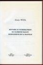 Second hand books Weil Alain,  Histoire et numismatique du Patriote Palloy