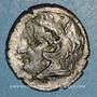 Monnaies Zeugitane. Révolte des Lybiens. Shekel, vers 241-238 av. J-C. Atelier incertain